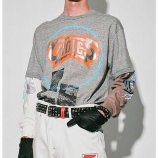 Balenciaga - d.tt.k 19ss トライバルTシャツ
