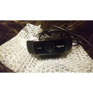 Logicool C922 Pro Stream Webcam