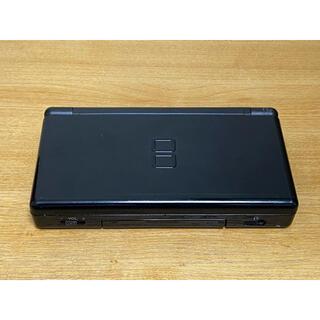 ニンテンドウ(任天堂)の【ジャンク品】Nintendo DS LITE ブラック(携帯用ゲーム機本体)