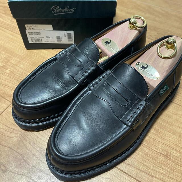 Paraboot(パラブーツ)のParaboot / パラブーツ ランス REIMS サイズ7 26 メンズの靴/シューズ(ドレス/ビジネス)の商品写真