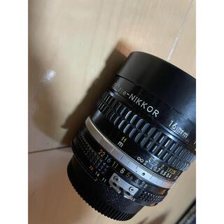 Nikon - ニコン Fisheye-NIKKOR 16mm f2.8
