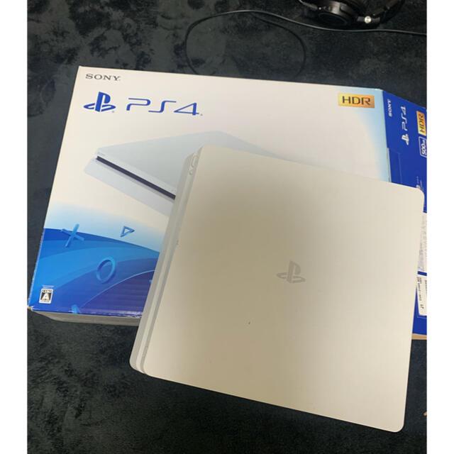 PlayStation4(プレイステーション4)のプレステ4 SONY PlayStation4 本体 CUH-2100A エンタメ/ホビーのゲームソフト/ゲーム機本体(家庭用ゲーム機本体)の商品写真