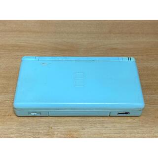 ニンテンドウ(任天堂)の【ジャンク品】Nintendo DS LITE グリーン(携帯用ゲーム機本体)