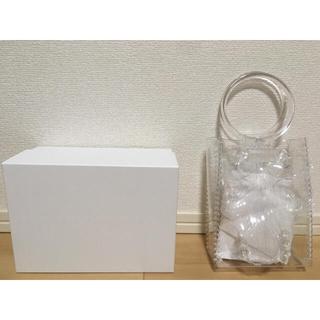 マメ(mame)の新品未使用 Mame Vinyl Chloride Mini Hand Bag(ハンドバッグ)