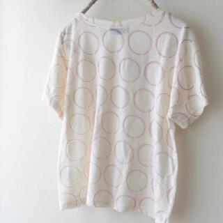 エボニーアイボリー(Ebonyivory)のEbonyivory エボニーアイボリー 風船 Tシャツ 透け感(Tシャツ(半袖/袖なし))