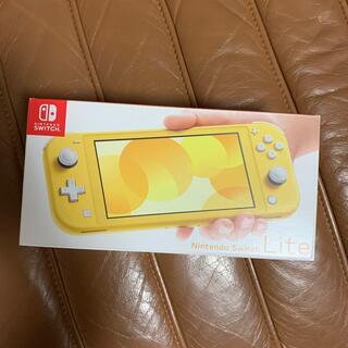 Nintendo Switch - ⭐︎新品未開封⭐︎ 任天堂 Nintendo Switch ライト