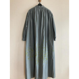 mina perhonen - mina perhonen kanata シャツワンピース38 定価8.5万