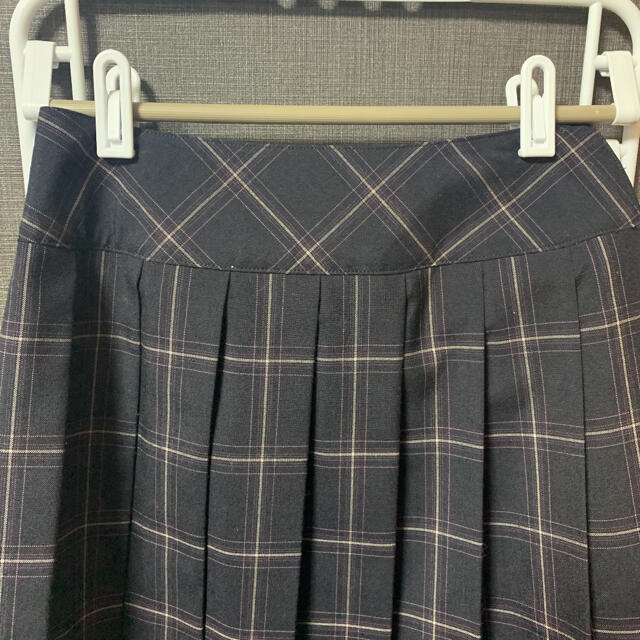 EASTBOY(イーストボーイ)のチェックスカート W63 レディースのスカート(ひざ丈スカート)の商品写真