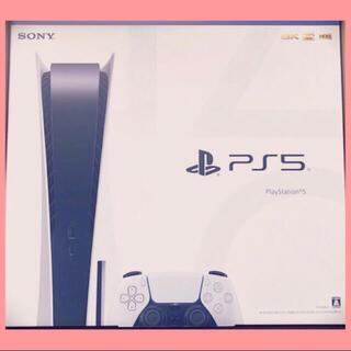 PlayStation - 【新品】PS5 本体 PS5 CFI-1000A01 ディスクドライブ搭載
