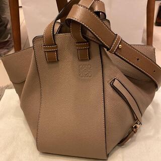 ロエベ(LOEWE)のLOEWE ロエベ ハンモック スモールサイズ 美品(ハンドバッグ)