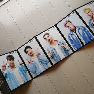 ビッグバン(BIGBANG)のBIGBANGファンクラブ特典!バースデーカード未使用!(ミュージシャン)