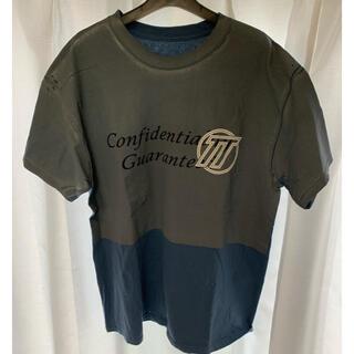 バレンシアガ(Balenciaga)のd.tt.k フロッキングtシャツ(Tシャツ/カットソー(半袖/袖なし))