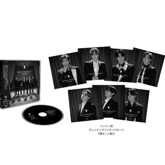 BTS CD アルバム シングル トレカ グッズ BT21 公式 セット エンタメ/ホビーのCD(K-POP/アジア)の商品写真