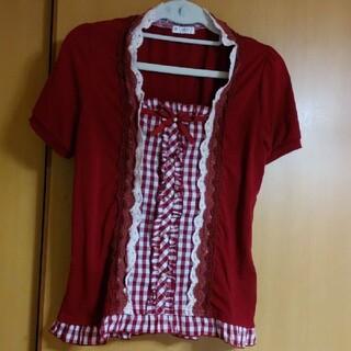 アクシーズファム(axes femme)のアクシーズファム 半袖(Tシャツ(半袖/袖なし))