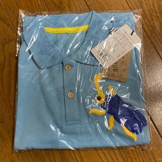 インセクトコレクション ポロシャツ カブトムシ 水色 L 120