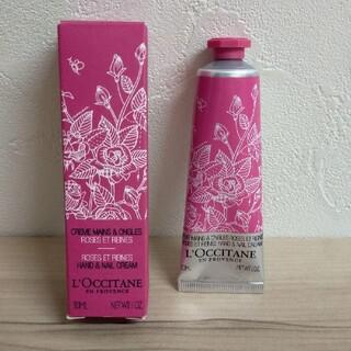 L'OCCITANE - ロクシタン ローズベルベット&ネイルクリーム 30ml