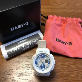 ベビージー(Baby-G)のCASIO  レディース 海外モデル Baby-G   腕時計 アナログ 夏(腕時計)