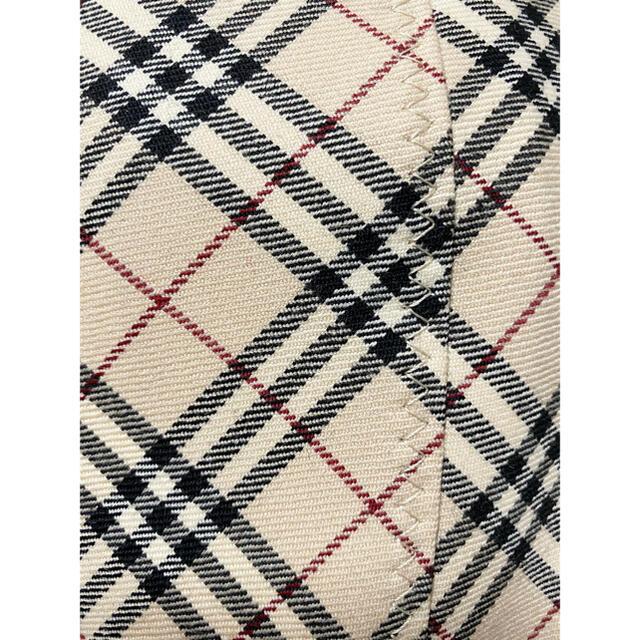 BURBERRY BLUE LABEL(バーバリーブルーレーベル)のバーバリーブルーレーベル マーメイドラインスカート ノバチェック レディースのスカート(ひざ丈スカート)の商品写真
