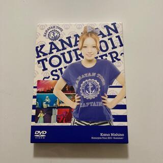 Kanayan Tour 2011~Summer~(初回生産限定盤) DVD(ミュージック)