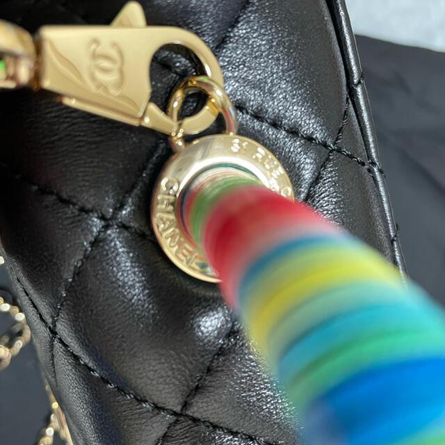 CHANEL(シャネル)のミニChanelシャネルショルダーバッグ ハンドバッグ 2way レディースのバッグ(ショルダーバッグ)の商品写真