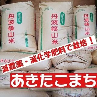 清流育ち兵庫県産あきたこまち玄米10㎏(令和2年産)(米/穀物)