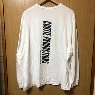 クーティー(COOTIE)の注意書きあり cootie ロングスリーブTシャツ(Tシャツ/カットソー(七分/長袖))