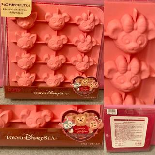 Disney - TDS❤️ダッフィーフレンズ❤️シリコン型❣️シリコン モールド⭐️ディズニー