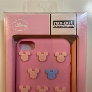 Disney - ディズニー  iPod touch  ケース ミッキー RT-DT5A-MP