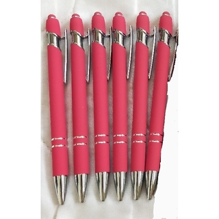 新品 ボールペン 6本組 企業サンプル品