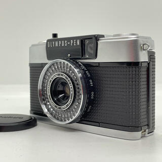 OLYMPUS - 【完動品】Olympus pen ee-3 フィルムカメラ コンパクトカメラ