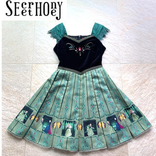 Secret Honey - 美品 Secret honey シークレットハニー  アナの戴冠式 ドレス