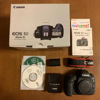 Canon - Canon EOS 5D MARK Ⅳ (WD) ボディ