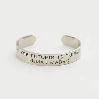 HUMAN MADE 19SS シルバー ブレスレット