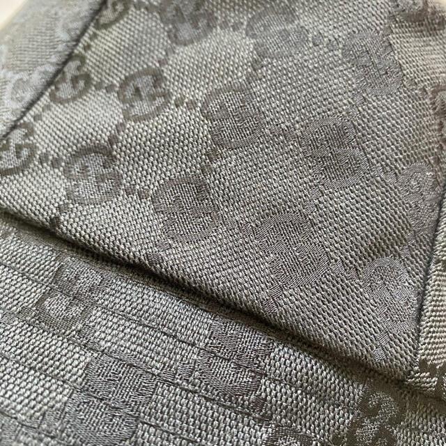 Gucci(グッチ)のGUCCI グッチ バケットハット ハット ブラック レディースの帽子(ハット)の商品写真