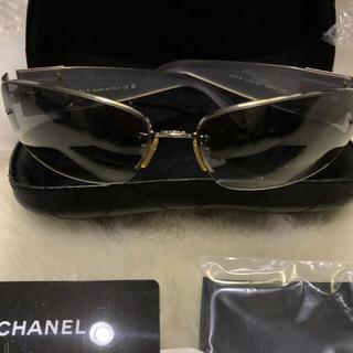 シャネル(CHANEL)の見本 CHANELサングラス 🌹コロ様専用商品です🌹(サングラス/メガネ)