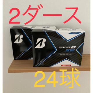 ブリヂストン(BRIDGESTONE)のブリヂストンTOUR B XS ボール【定価6930円×2ダース=13860円(その他)