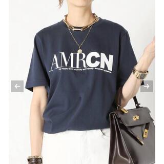 DEUXIEME CLASSE - AMERICANA/アメリカーナ AMRCN Tシャツ