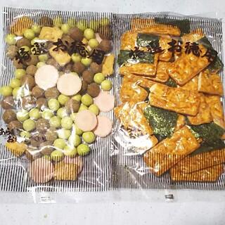 アウトレット米菓 つまみミックス⭐うるちせんのり付 (菓子/デザート)