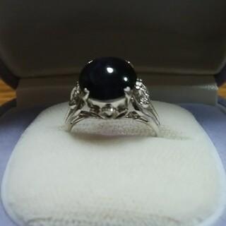 10金指輪 アメジスト宝石指輪 ホワイトゴールド