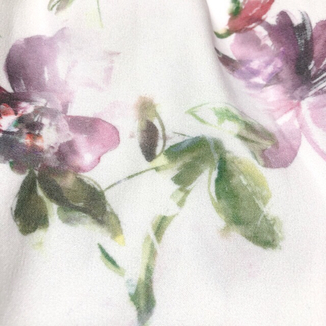Apuweiser-riche(アプワイザーリッシェ)の【新品】Apuweiser-riche 花柄タイトスカート レディースのスカート(ひざ丈スカート)の商品写真