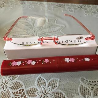 老眼鏡 シニアグラス 1.5 2.0 2.5  コンパクト
