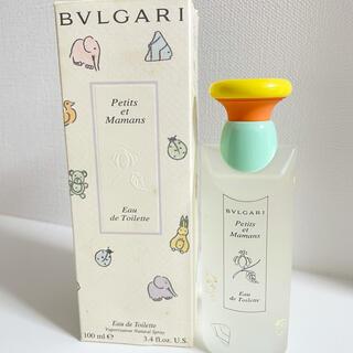 ブルガリ(BVLGARI)のブルガリBVLGARI プチママンオーデトワレ100ml  香水 廃盤(香水(女性用))