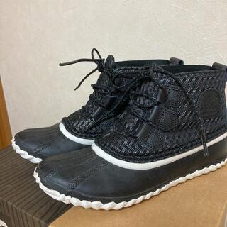 ソレル(SOREL)のソレル ブーツ 新品未使用品 23.5㎝ 定価17600円(ブーツ)