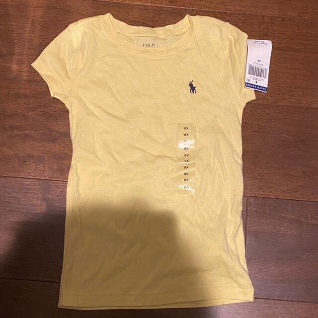 POLO RALPH LAUREN(ポロラルフローレン)のキッズ ラルフローレン Tシャツ キッズ/ベビー/マタニティのキッズ服女の子用(90cm~)(Tシャツ/カットソー)の商品写真