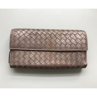 Bottega Veneta - 正規品 ボッテガヴェネタ イントレチャート 長財布