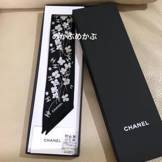 シャネル(CHANEL)の新作 CHANEL 💓ヘアバンド (バンダナ/スカーフ)