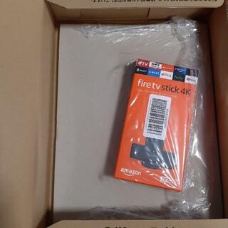 新品 Amazon Fire TV Stick 4K 1個(その他)
