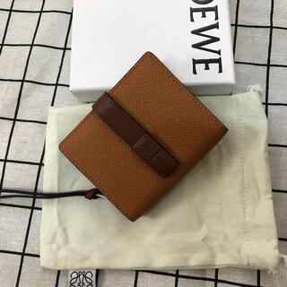 コンパクトジップウォレット 二つ折り財布