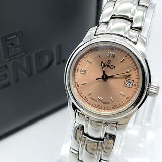 FENDI - FENDIフェンディ  210L  新品電池 レディース 腕時計