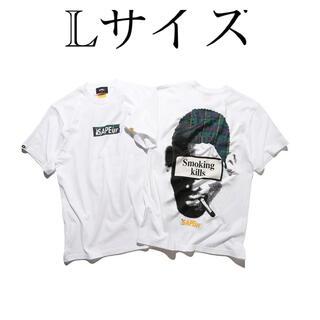 FR2 doko サプール ブラックウォッチ柄  Lサイズ  Tシャツ